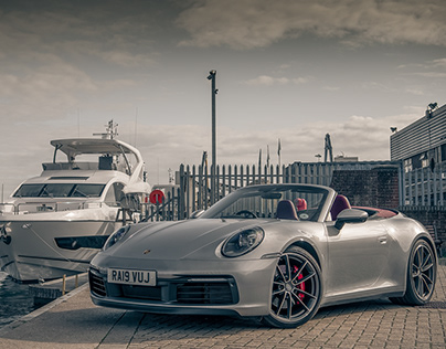 Porsche 911 992 C4S Cabriolet