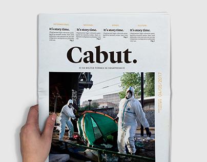 Cabut Newspaper