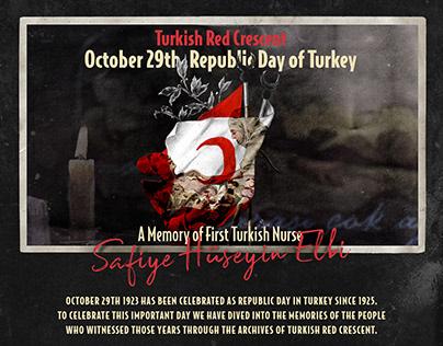 Turkish Red Crescent / Safiye Hüseyin Elbi