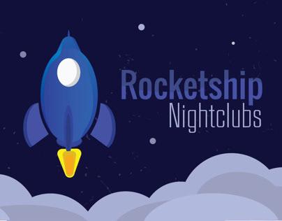 Logo Practice, Rocketship
