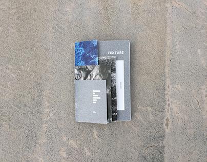 HandmadeBook TEXTURE.ZINE