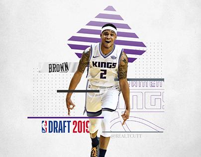 2019 NBA Draft - Chuma Okeke & Bryce Brown