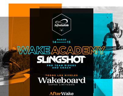 WakeAcademy Slingshot en InfiniteRide