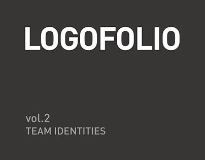 LOGOFOLIO - vol.2 TEAM IDENTITIES