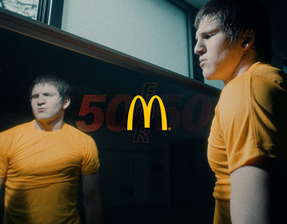 McDonald's // 50for50