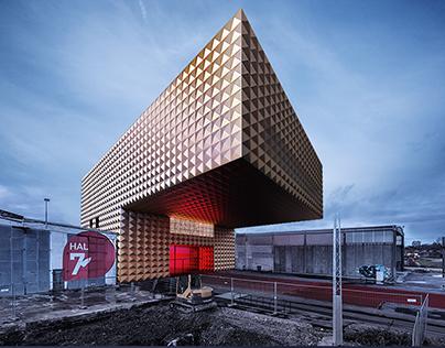 MVRDV+COBE Museum of Rock