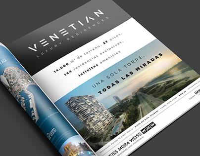 Venetian Luxury Residences - Weiss Mora Weiss (WMW)