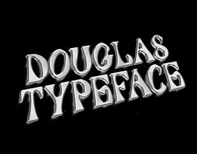 Douglas Typography