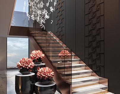 design stairs dubai