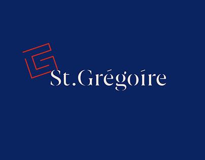Branding: St. Grégoire