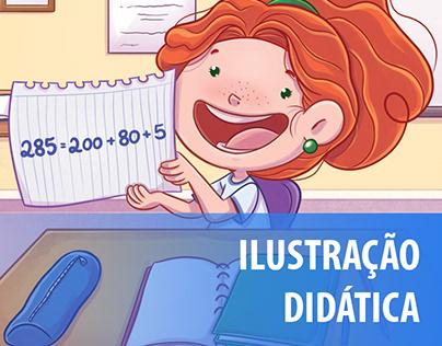 Editora FTD - Ilustrações