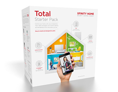 XFINITY Home Packaging Series