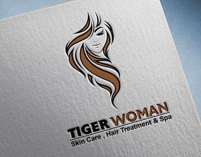 TigerWoman Logo