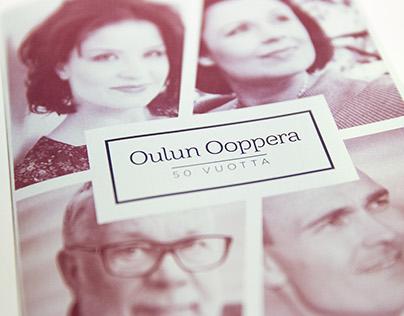 Oulun Ooppera 50 vuotta