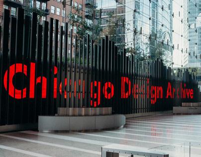 Chicago Design Milestones 1920–2019Installation