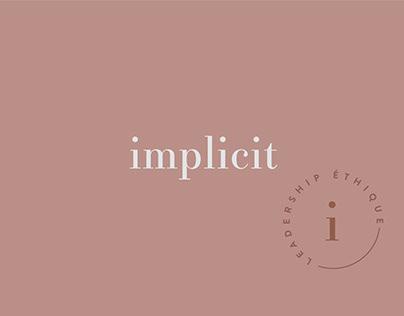 Implicit Leadership éthique