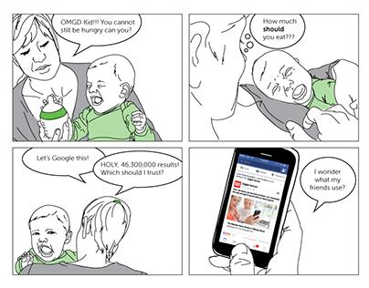 Giggle Genius App Flow Storyboard