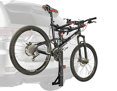 Allen Sports Deluxe Hitch Mounted Bike Rack Review