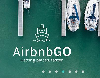 AirbnbGO Animation