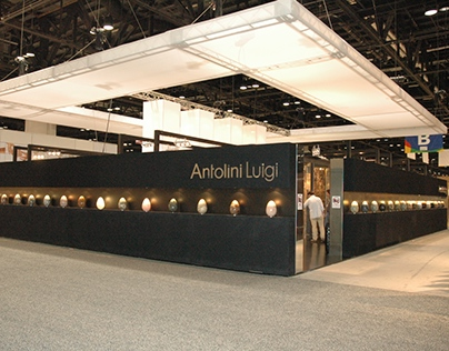 Antolini @ Coverings 2008, Florida (USA)