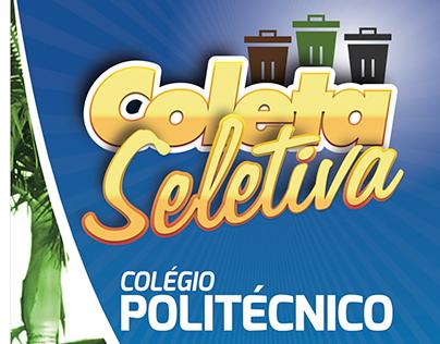 Folder Coleta Seletiva