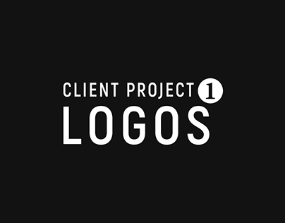 Logo Collection 1, Client Project Recent Branding