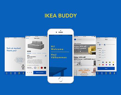IKEA Buddy App