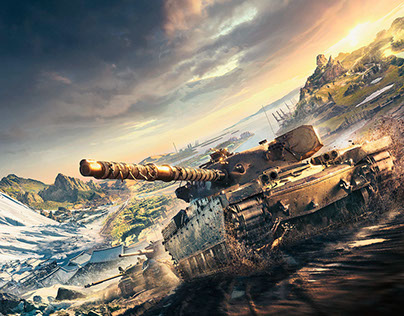 World of Tanks - Key Art 2017