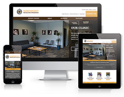 Northpoint Responsive Website