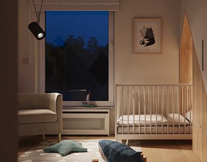 M Apartment [animation]