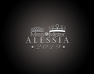 Miss & Mister Alessia | Imagen Corporativa | Abril 2019
