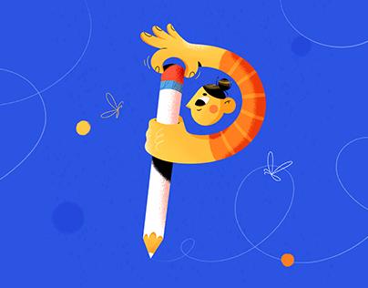2020 flat illustration bundle