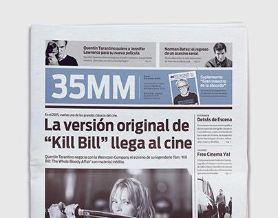 35MM | Newspaper