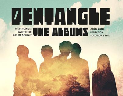 PENTANGLE 'The Albums' Box Set