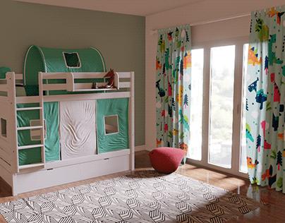 Saltas Kids Furniture promo (2020)