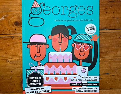 Georges Magazine