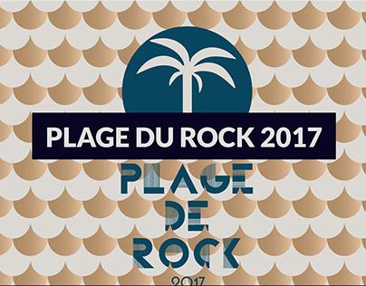 Les Plages du rock 2017