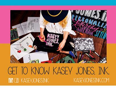 Kasey Jones, Ink.