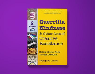Guerrilla Kindness Book Design