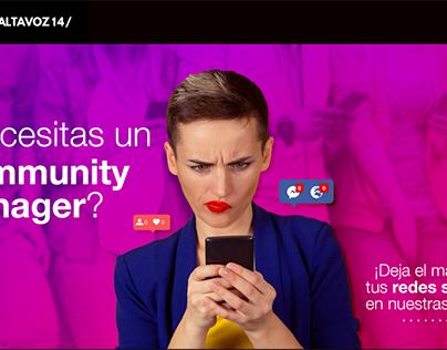 ALTAVOZ14 // DISEÑO WEB