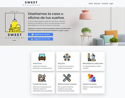 Sweet Designers. Diseño de interiores