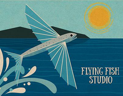 Flying Fish Studio promo card