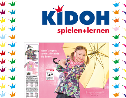 Kidoh Redesign