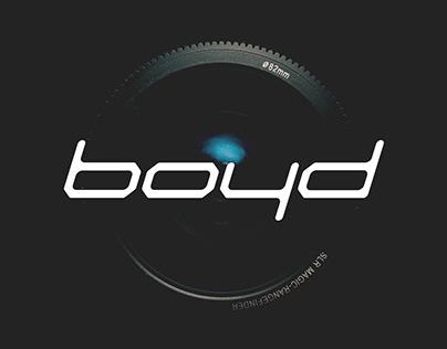Boyd Logo Design