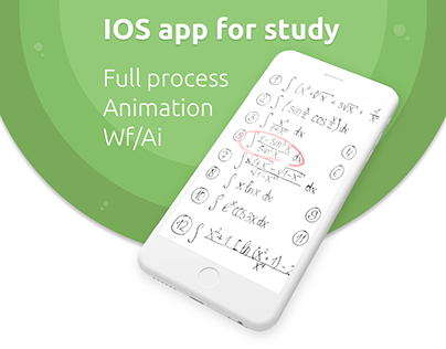 SOLVR — IOS Mobile App for studies