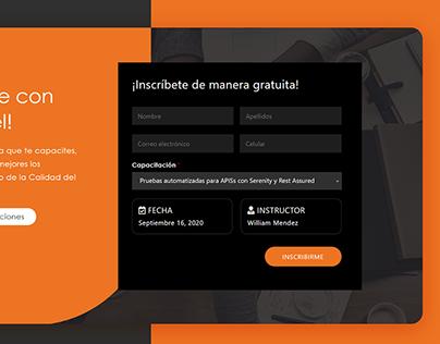 Grupo Babel - Formulario Web