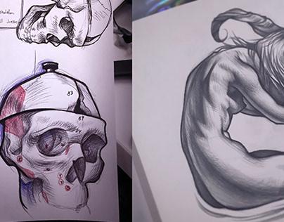 Sketchbook Fall 2018