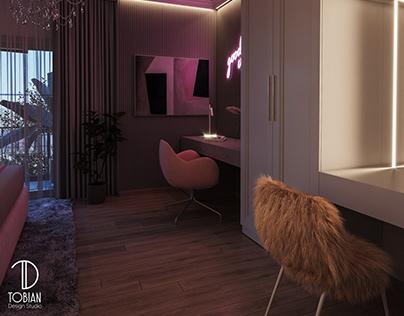 Girl Bedroom - Private Villa