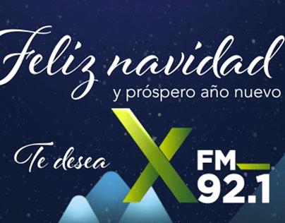 Navidad en XFM