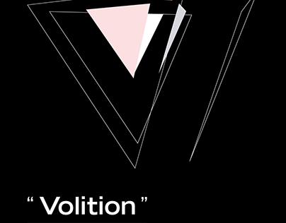 Volition Poster Design
